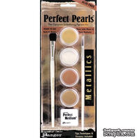 Набор жемчужной пудры Ranger - Perfect Pearls Products - Metallics Kit