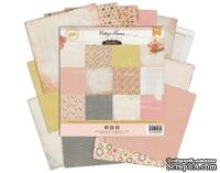 Набор бумаги от Pink Paislee - Cottage Farms - Paper Pack - 6x6