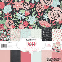 Набор бумаги от KaiserCraft - XO Collection - Paper Pack
