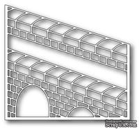 Нож для вырубки от Poppystamps - Stone Bridge Perspective