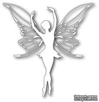 Ножи от Poppystamps - Large Poised Faerie craft die