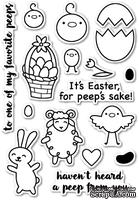 Штампы от Poppystamps - To All My Peeps clear stamp set - ScrapUA.com