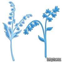 Нож для вырубки Spellbinders - Blue Bells and Lily of the Valley