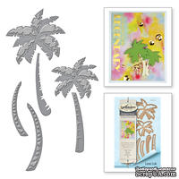 Ножи от Spellbinders - Palm Trees - Пальмы - ScrapUA.com