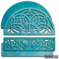 Ножи от Spellbinders –  Elegance Arch- Amazing Paper Grace Arched Elegance Etched Dies
