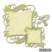 Ножи от Spellbinders – Decorative Curved Square