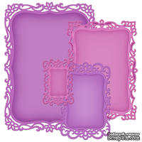 Лезвия Spellbinders - Decorative Labels Eight
