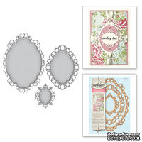 Ножи от Spellbinders - Label 33 Decorative Elements