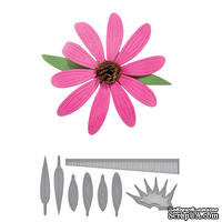 Нож для вырубки от Spellbinders - Create a Flower - Enchinacea