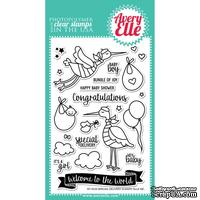 Акриловый штамп Avery Elle - Special Delivery Clear Stamps