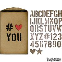 Ножи от Tim Holtz Alterations - Gift Card Bag, 40 шт.