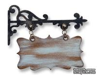 Лезвие от Sizzix - Tim Holtz Alterations Sizzix Bigz Dies - Hanging Signs