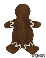 Лезвие от Sizzix - Tim Holtz Alterations - Gingerbread Die