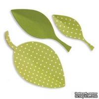 Лезвия от Sizzix - Bigz Die - Leaves, 3 шт