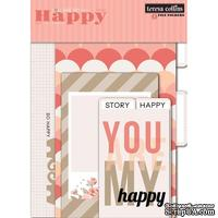 Мини-папки Teresa Collins Designs - You Are My Happy - File Folders