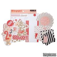 Высечки Teresa Collins Designs - You Are My Happy - Ephemera Pack