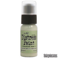 Краска Ranger - Tim Holtz - Distress Paint - Bundled Sage - ScrapUA.com