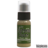 Краска Ranger - Tim Holtz - Distress Paint - Forest Moss