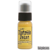 Краска Ranger - Tim Holtz - Distress Paint - Mustard Seed