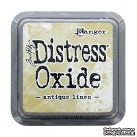 Оксидные чернила Ranger - Tim Holtz - Distress Oxides - Antique Linen