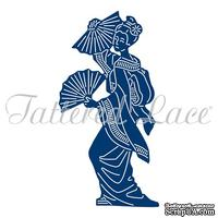 Лезвие Tattered Lace Dies - Japanese Lady Mai