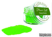 Flower Soft - Ultra Fine - Neon Green 20 ml