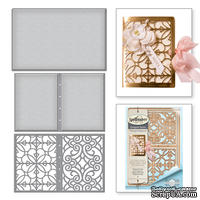 Ножи от Spellbinders - Filigree Booklet