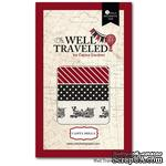 Бумажный скотч Carta Bella Well Travelled - Washi Tape, 3 шт - ScrapUA.com