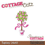 Лезвие CottageCutz - Topiary, 7,5х7,5 см - ScrapUA.com