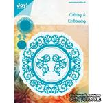 Лезвие Joy! Crafts Cutting & Embossing Die - Circle 4 pcs. - ScrapUA.com