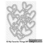 Лезвие My Favorite Things - Die-namics Hearts Entwined - ScrapUA.com