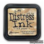 Штемпельная подушка Ranger Distress Ink Pad - Old Paper - ScrapUA.com