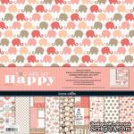 Набор скрапбумаги и декора Teresa Collins Designs - You Are My Happy - Collection Pack - ScrapUA.com