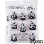 Резиновый штамп от Stampers Anonymous - Tim Holtz - ClingStamp Pumkinhead - ScrapUA.com
