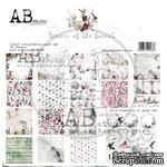 "Набор бумаги от ABstudio - ""Breeze of the forest""- scrapbooking paper set 8x 30х30см + bonus - ScrapUA.com"