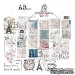 "Набор бумаги от ABstudio - ""Shabby love symphony""- scrapbooking paper set 8x 30х30см + bonus - ScrapUA.com"